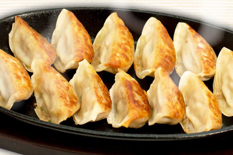 つぼ八特製焼餃子の料理写真