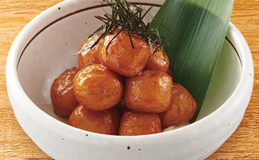 『北海道産』ポテトもちバター醤油の料理写真